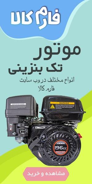موتور تک بنزینی